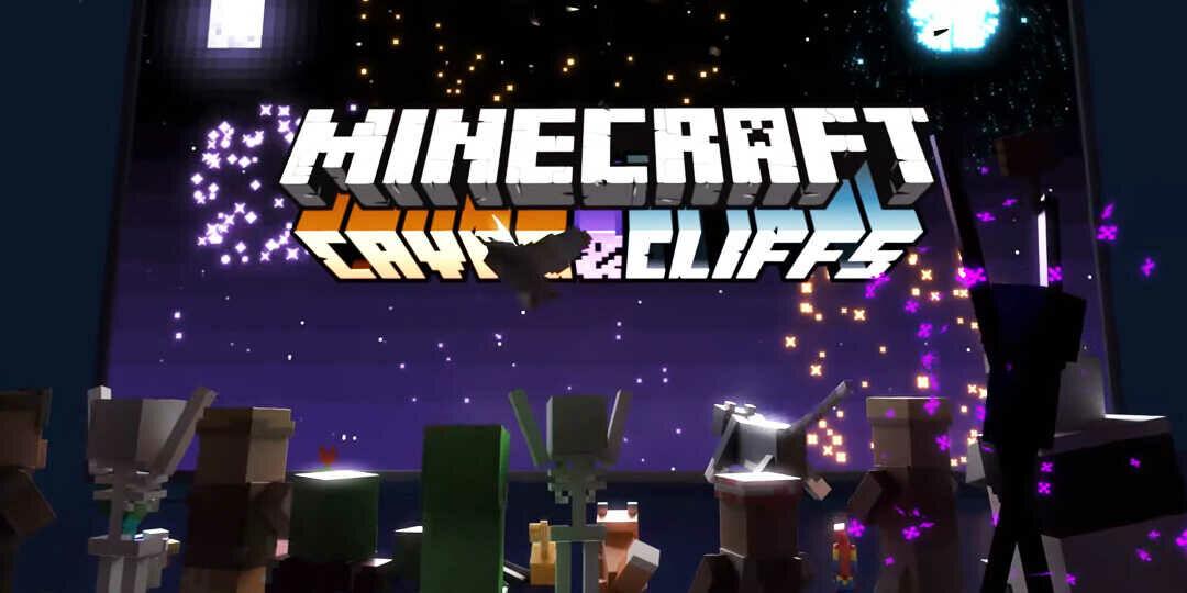Minecraft 1.17 frissítés barlangok és hegységek